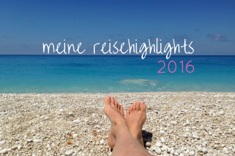 Reisehighlights 2016