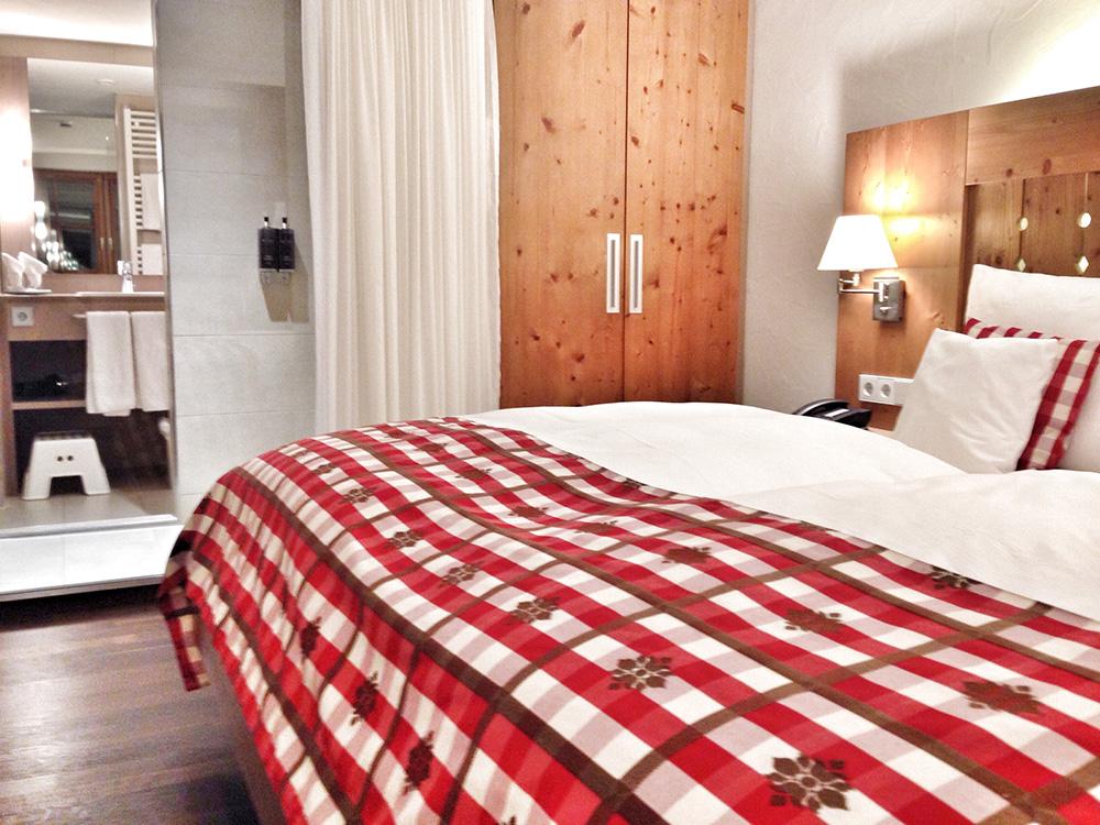 Boutique-Hotel Alemannenhof Doppelzimmer mit Bad