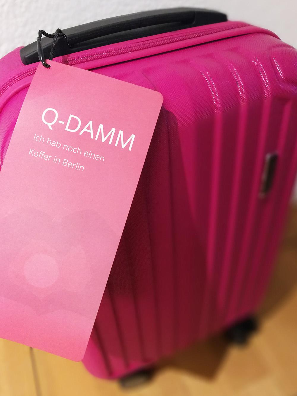 Der coole Koffer von koffer.ch