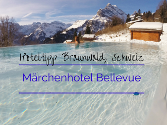 Märchenhotel Bellevue Braunwald