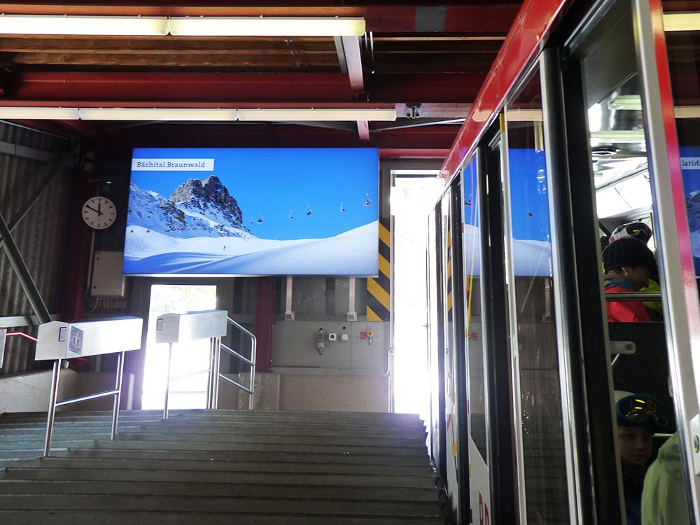 Märchenhotel Bellevue Braunwaldbahn