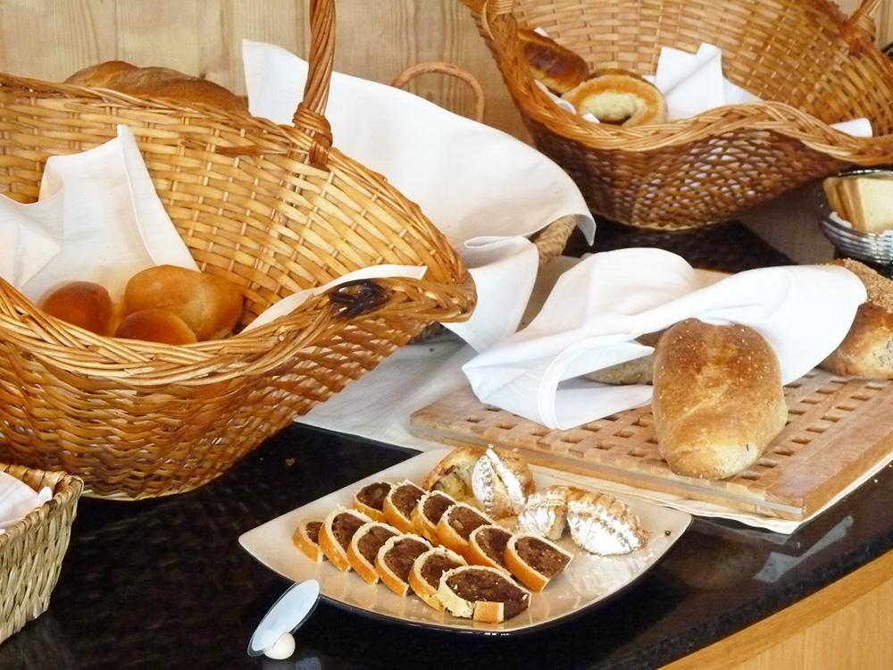 Märchenhotel Bellevue Brot