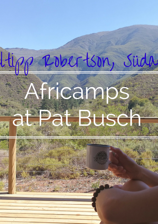 Africamps at Pat Busch: Das Glamping-Paradies