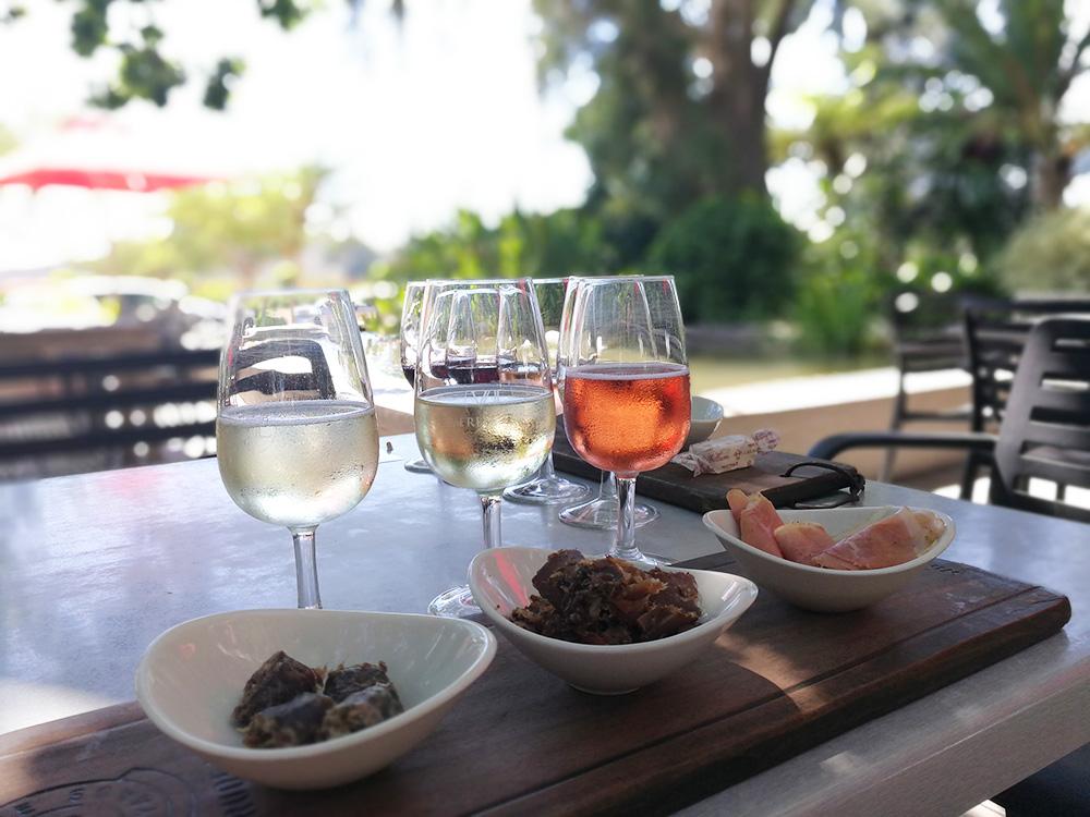 Reisetipps Robertson Van Loveren Weingut Degustation