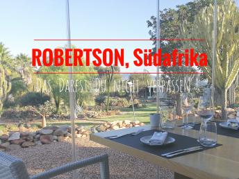 Reisetipps Robertson