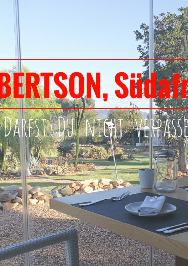 Reisetipps Robertson: Meine 4 Highlights