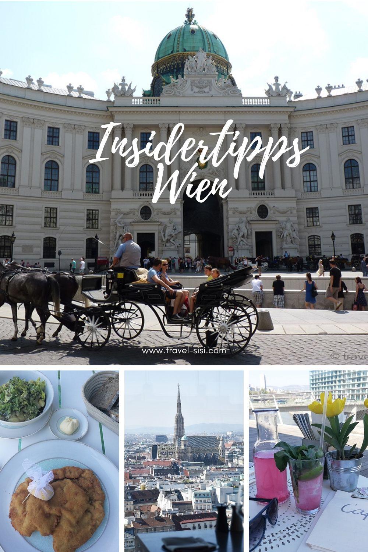Insidertipps Wien Österreich
