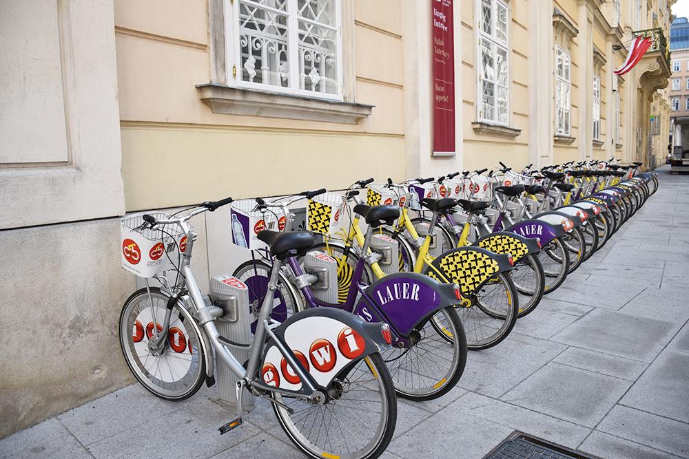 Insidertipps Wien Fahrradmiete bei City Bike Wien