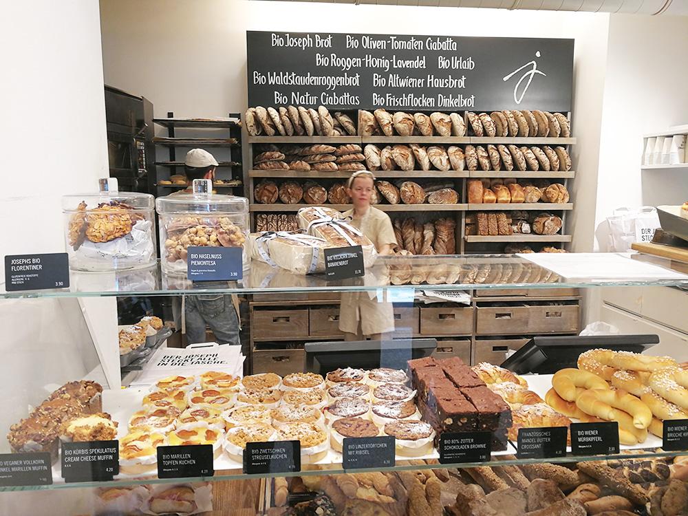 Insidertipps Wien Joseph Bäckerei in der Naglergasse
