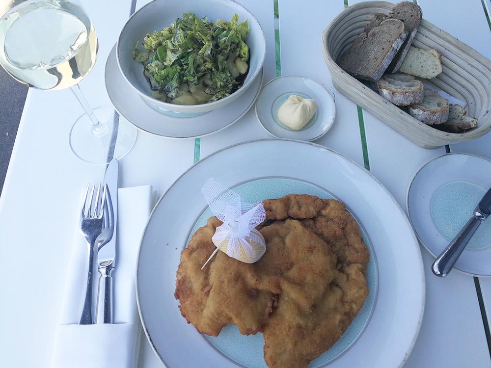 Insidertipps Wien Wiener Schnitzel in der Meierei