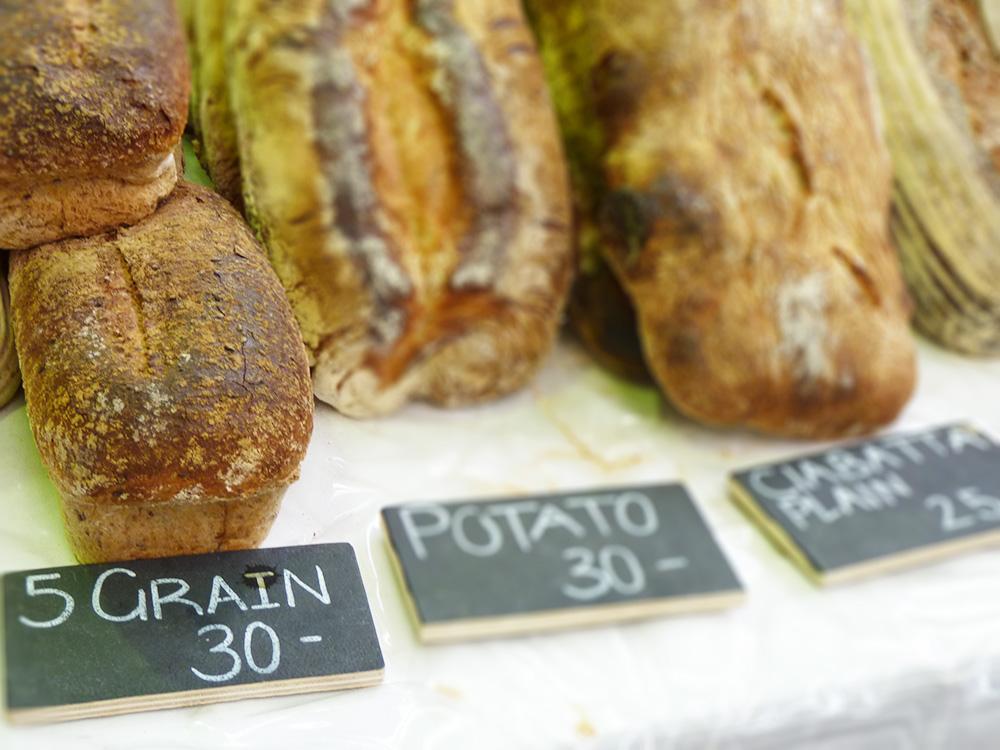 Kapstadts beste Märkte Neighbourgoods Market frisches Brot