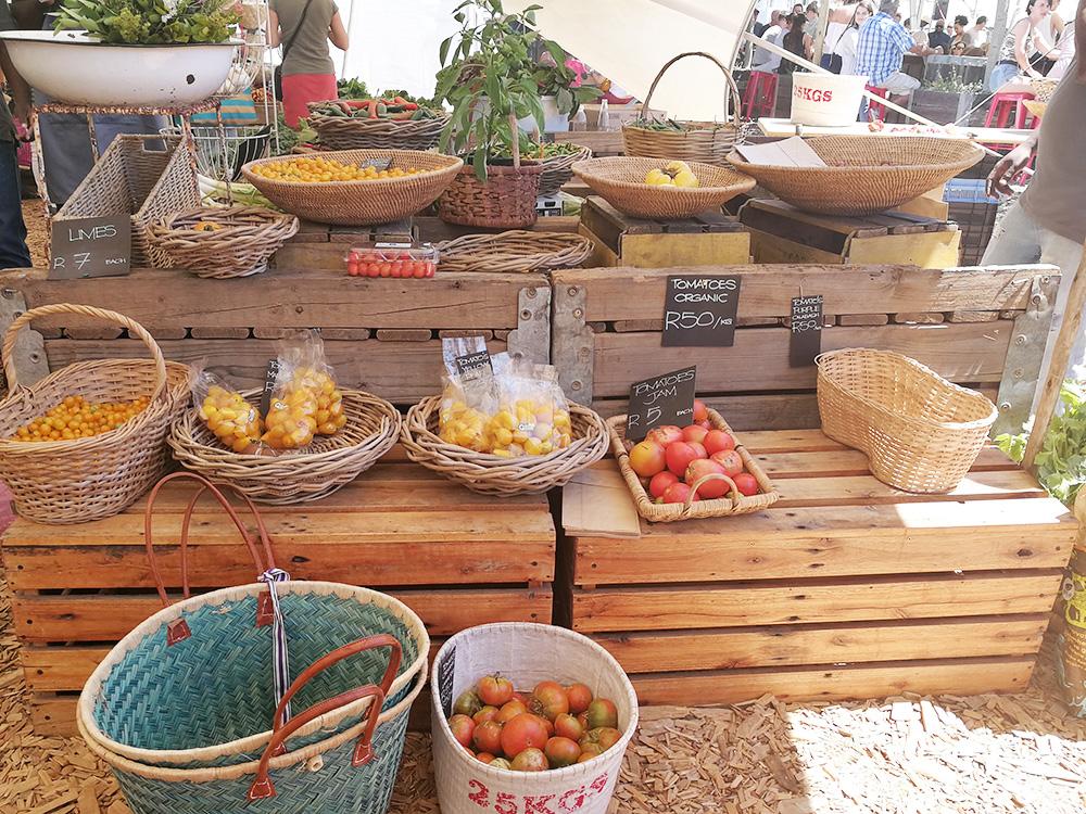 Kapstadts beste Märkte OZCF at Granger Bay gesund einkaufen