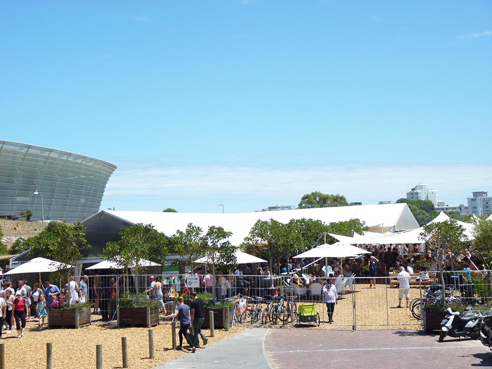 Kapstadts beste Märkte OZCF at Granger Bay gleich neben dem Stadium