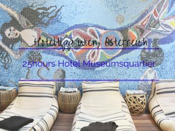 25hours Hotel Museumsquartier Wien