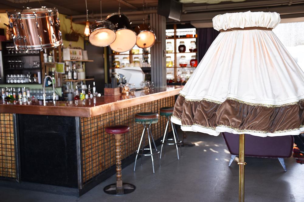 25hours Hotel Wien Museumsquartier Dachboden Bar