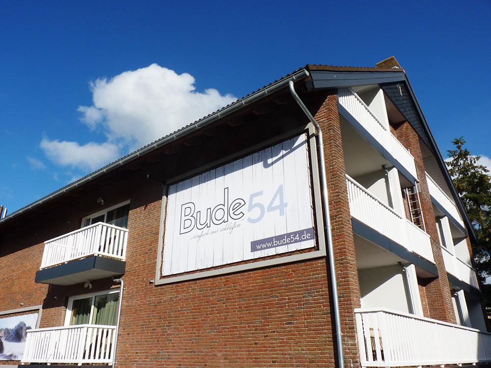 Hoteltipp SPO Bude54 Gebäude