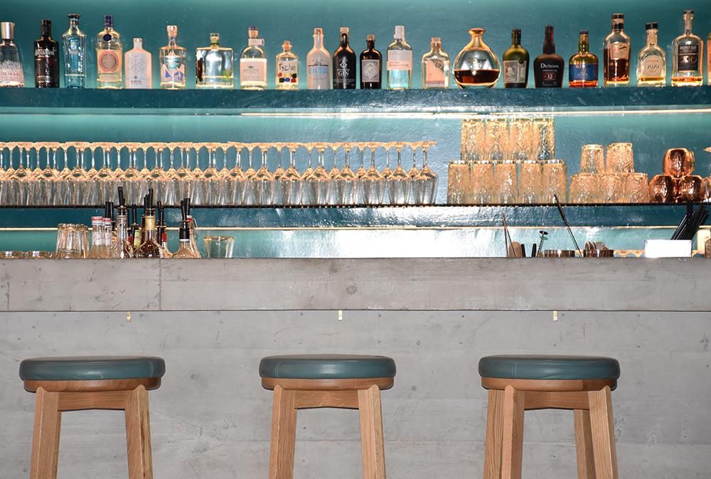 Hoteltipp Nomad Basel Bar