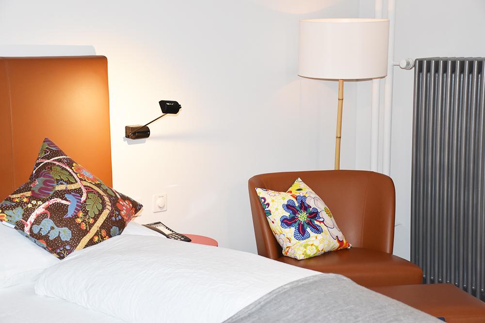 Hoteltipp Nomad Basel Design Zimmer