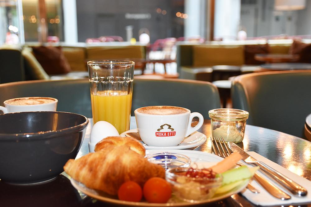 Hoteltipp Nomad Basel Frühstück