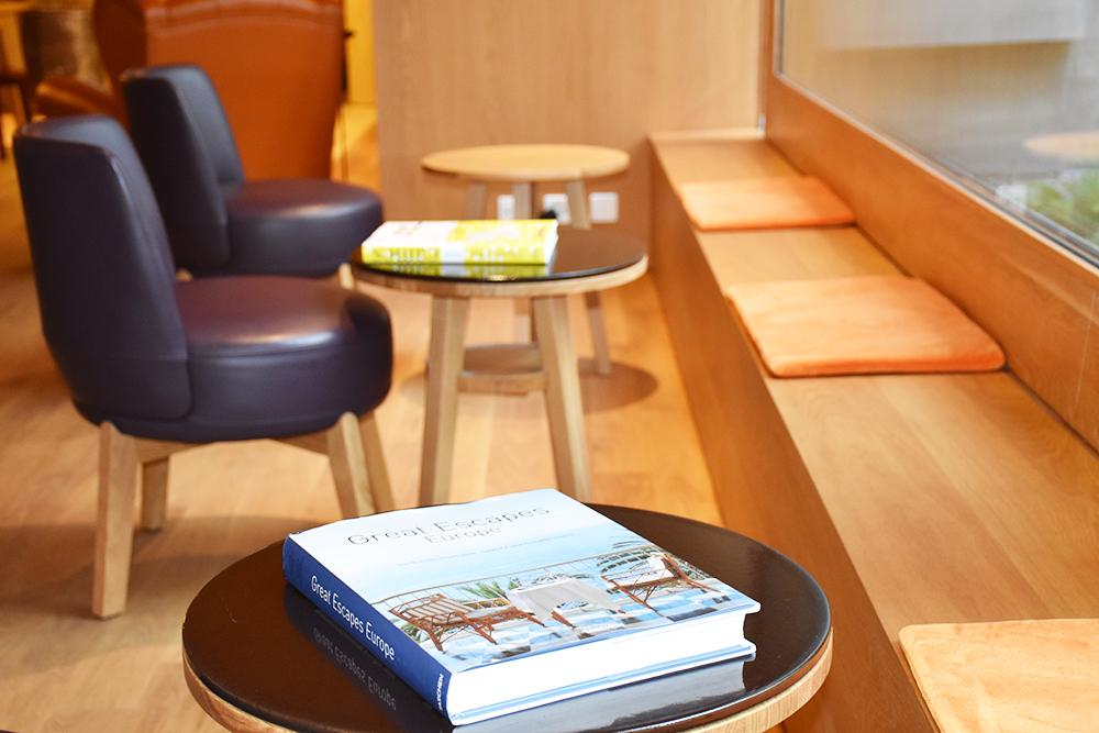 Hoteltipp Nomad Basel Library