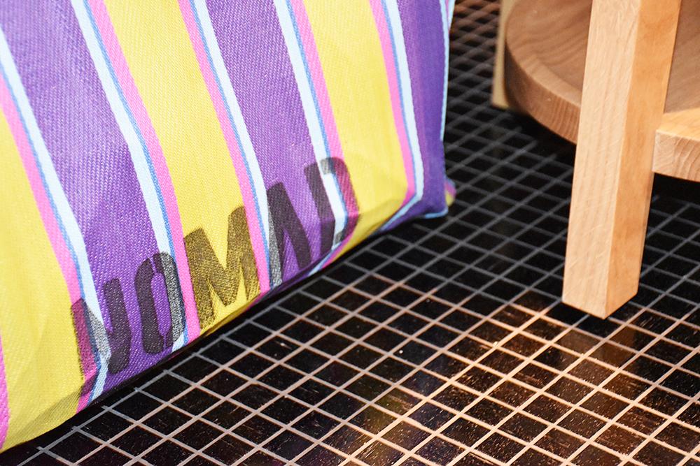 Hoteltipp Nomad Basel Saunatasche