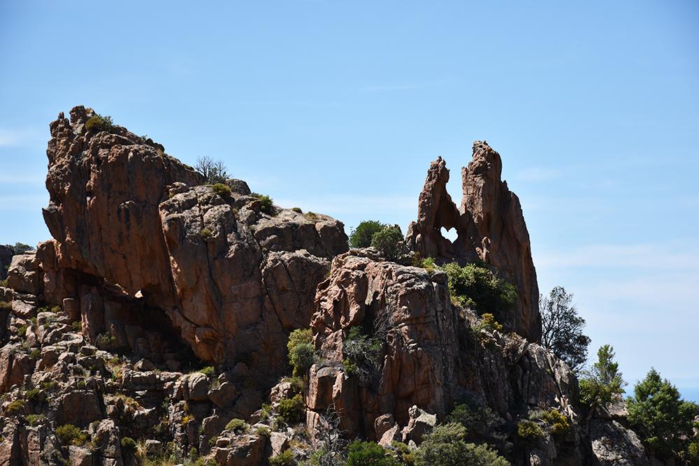 Reisetipps Korsika La Calanche Herz