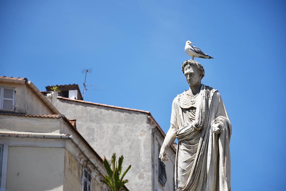 Reisetipps Korsika Napoleon in Ajaccio