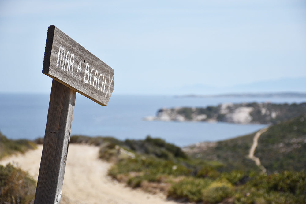 Reisetipps Korsika Restaurant Mar a Beach auf der Halbinsel Revellata