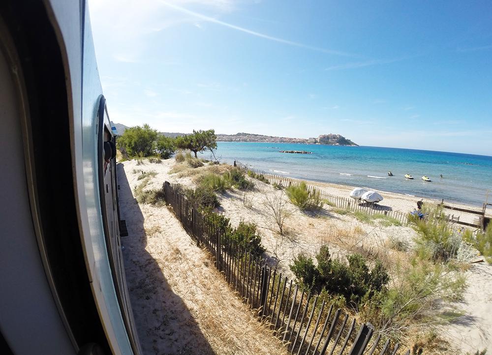 Reisetipps Korsika Train des Plages