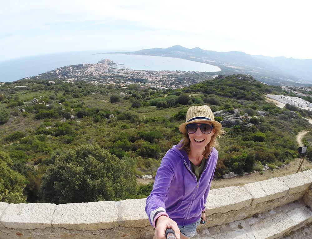 Reisetipps Korsika Travel Sisi bei der Madonna de la Serra