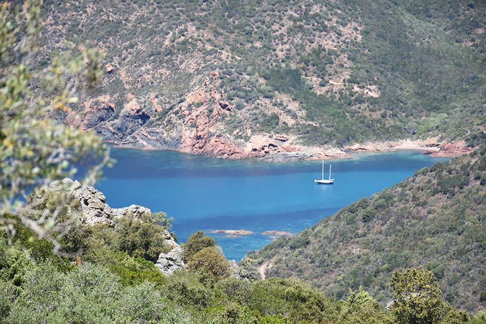 Reisetipps Korsika einsame Buchten
