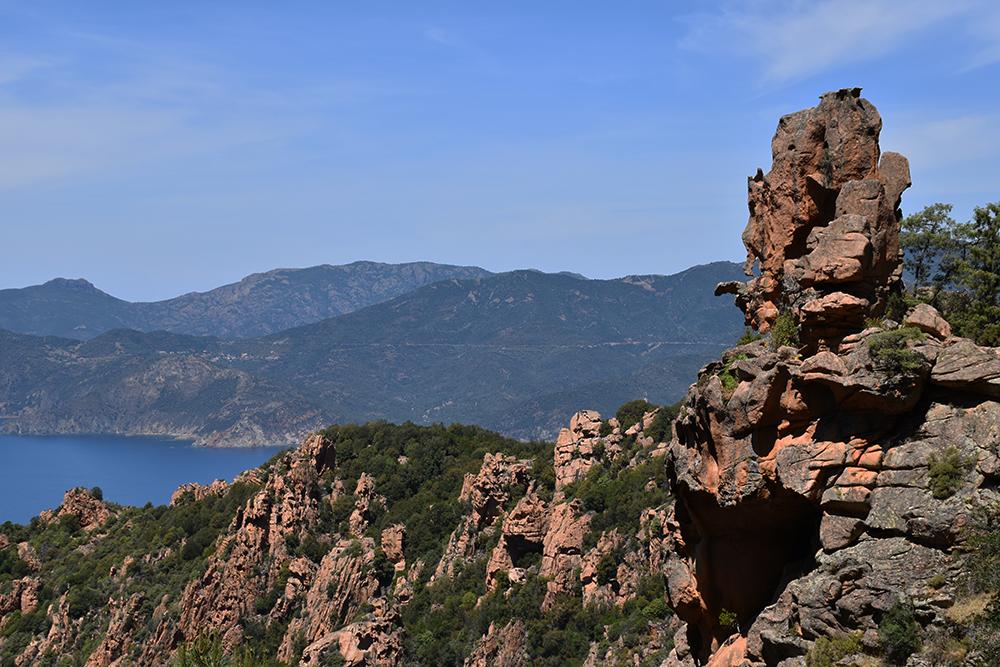 Reisetipps Korsika la Calanche