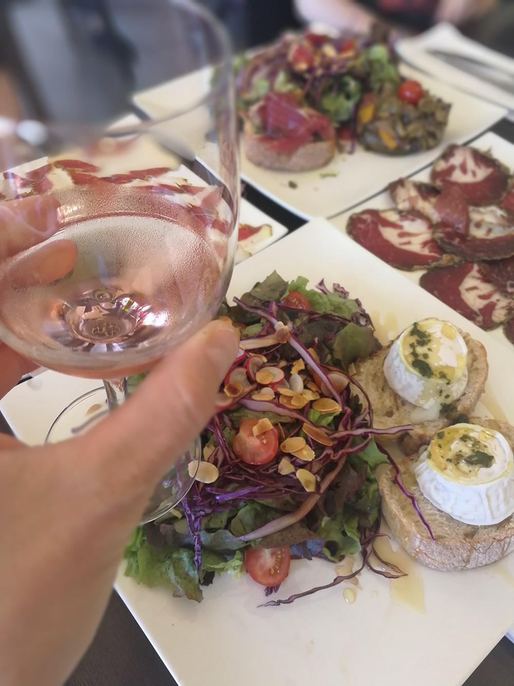 Reisetipps Korsika leckeres Essen
