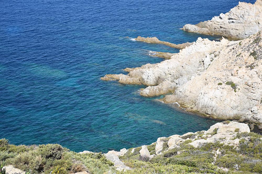 Reisetipps Korsika tolle Küste auf der Halbinsel Revellata