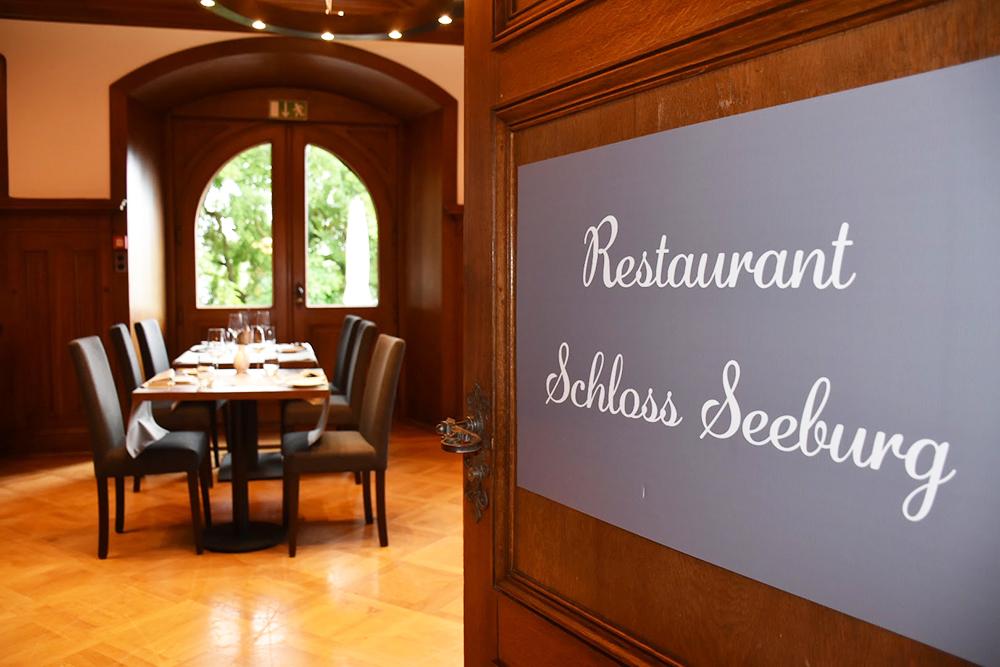Thurgauer Bubble-Hotel Restaurant Schloss Seeburg