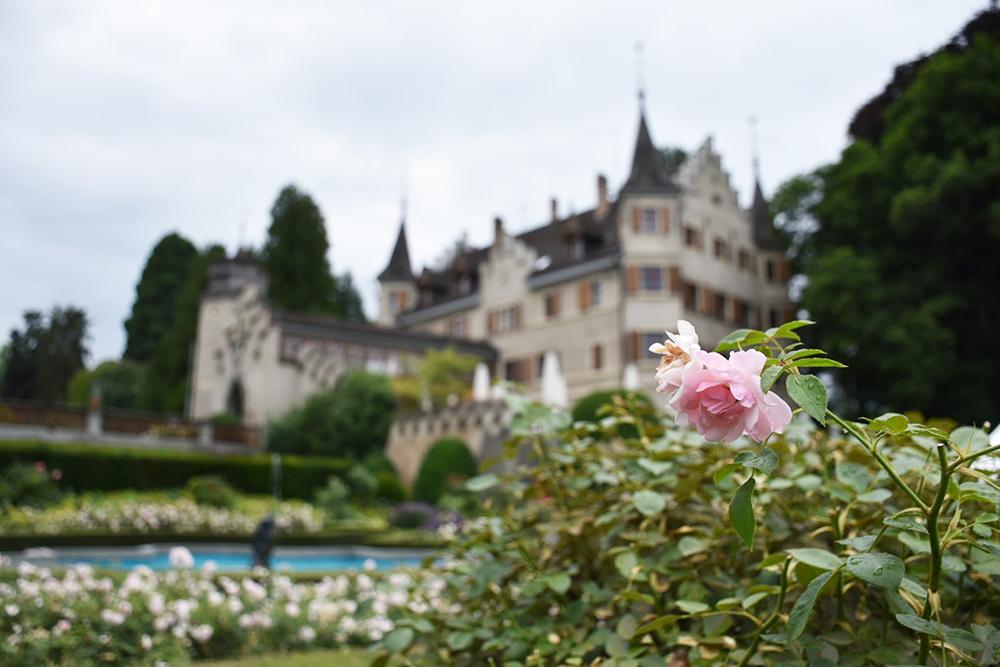 Thurgauer Bubble-Hotel Schloss Seeburg