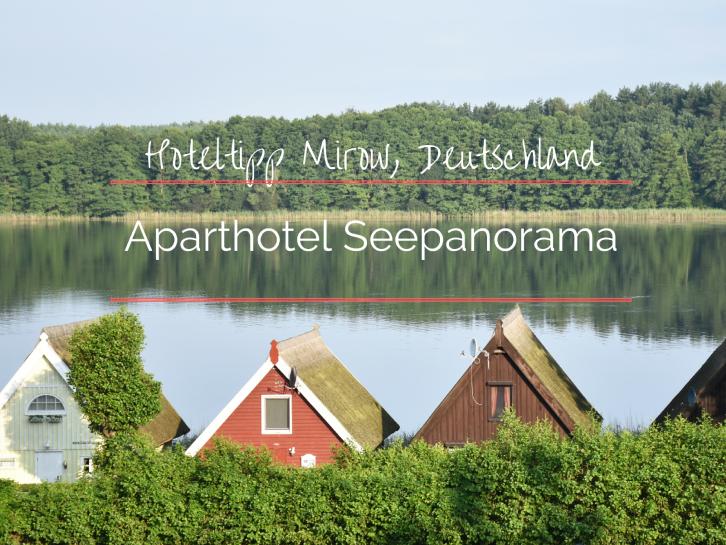 Aparthotel Seepanorama Mirow am Granzower See in Deutschland