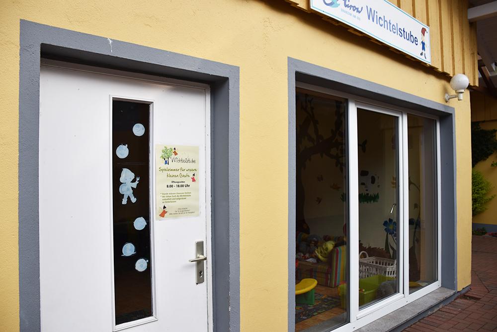 Aparthotel Seepanorama Mirow Kinderbetreuung