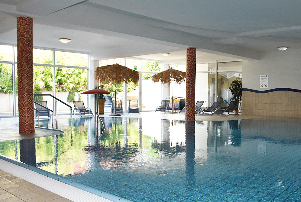Aparthotel Seepanorama Mirow Pool