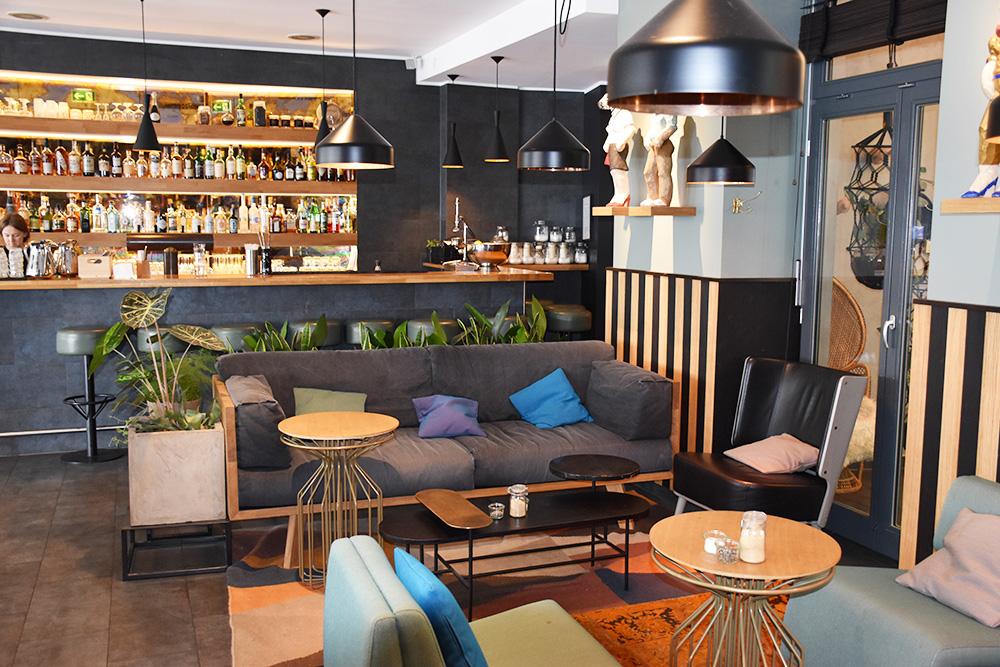 Circus Hotel Berlin Lounge