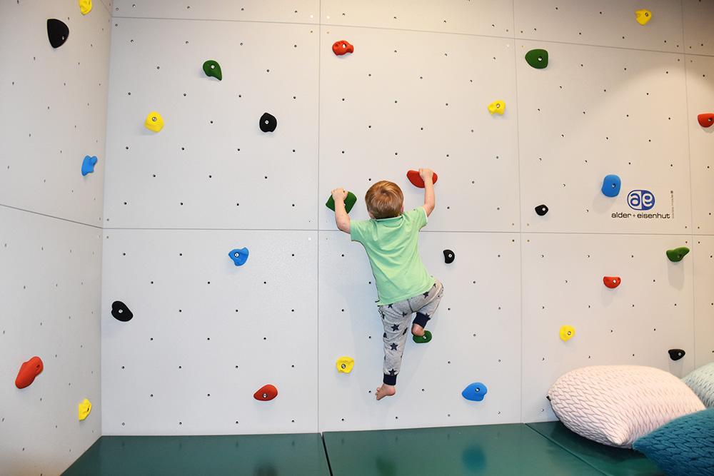 Gorfion das Familienhotel Boulderwand