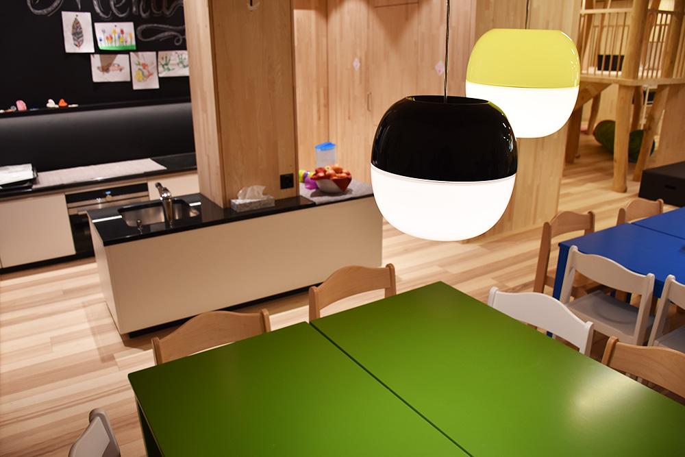 Gorfion das Familienhotel Kinderküche in der Kinderwelt
