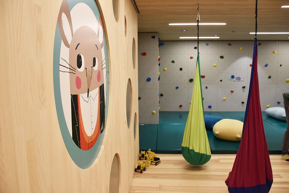 Gorfion das Familienhotel Kinderwelt