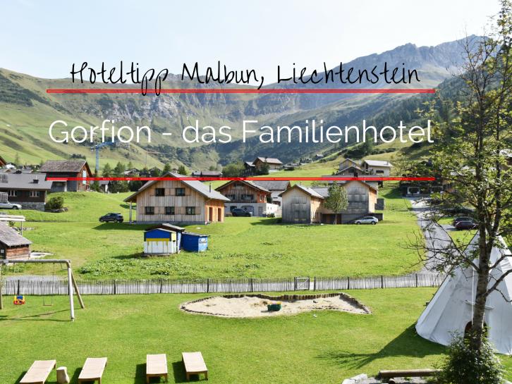 Gorfion das Familienhotel Malbun Liechtenstein