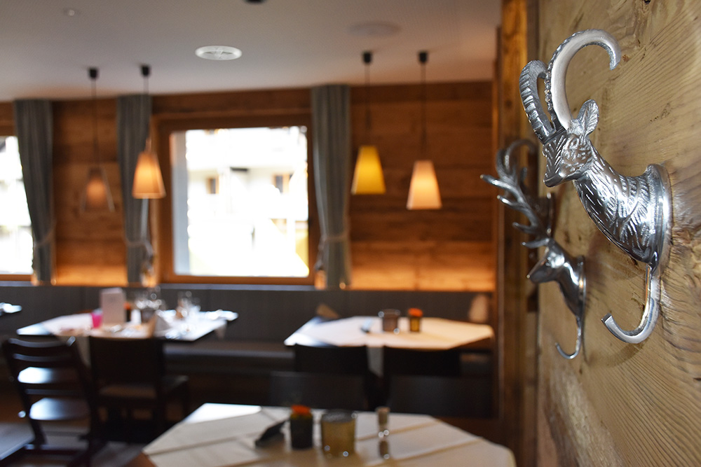 Gorfion das Familienhotel Restaurant