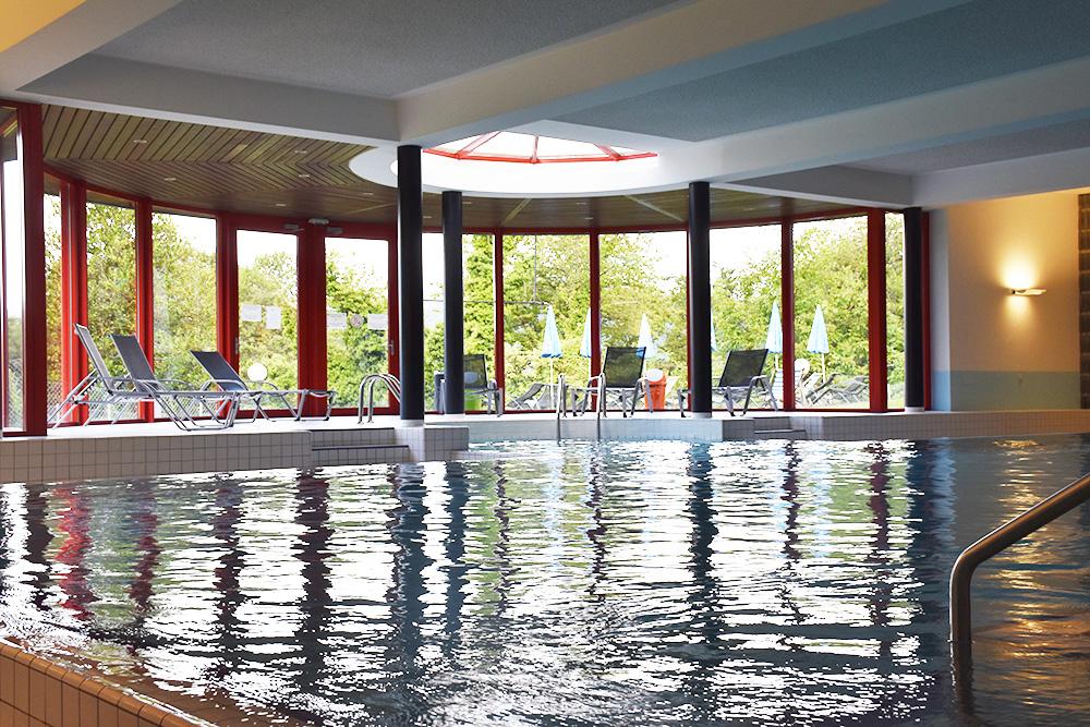 Hotel Serpiano Pool