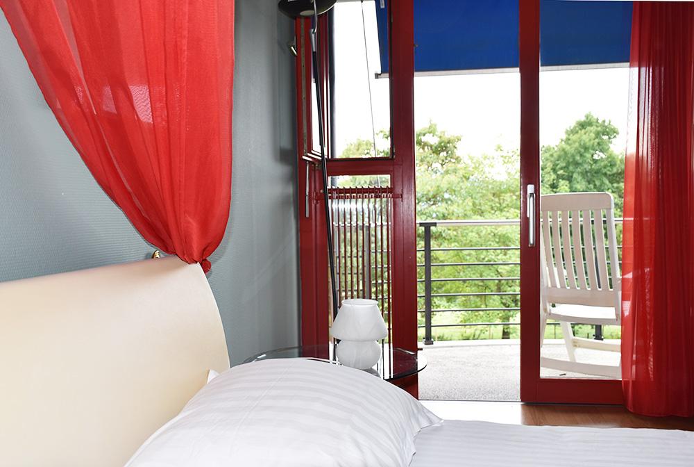 Hotel Serpiano Tessin Superior Zimmer mit Balkon