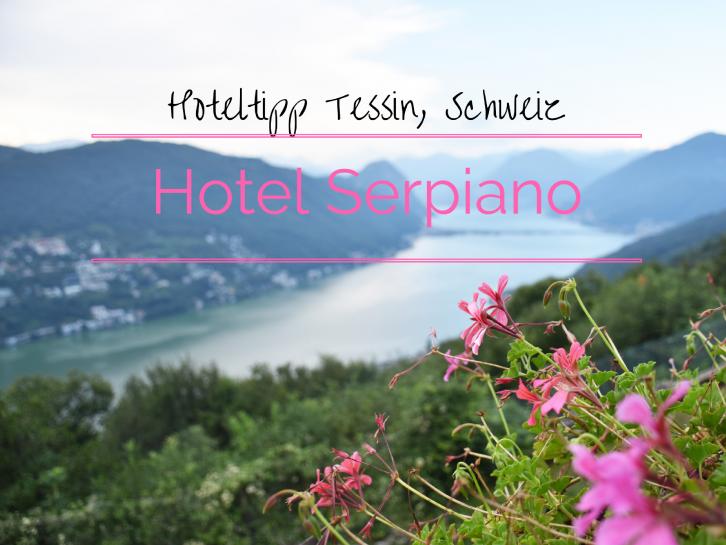 Hotel Serpiano Tessin Schweiz