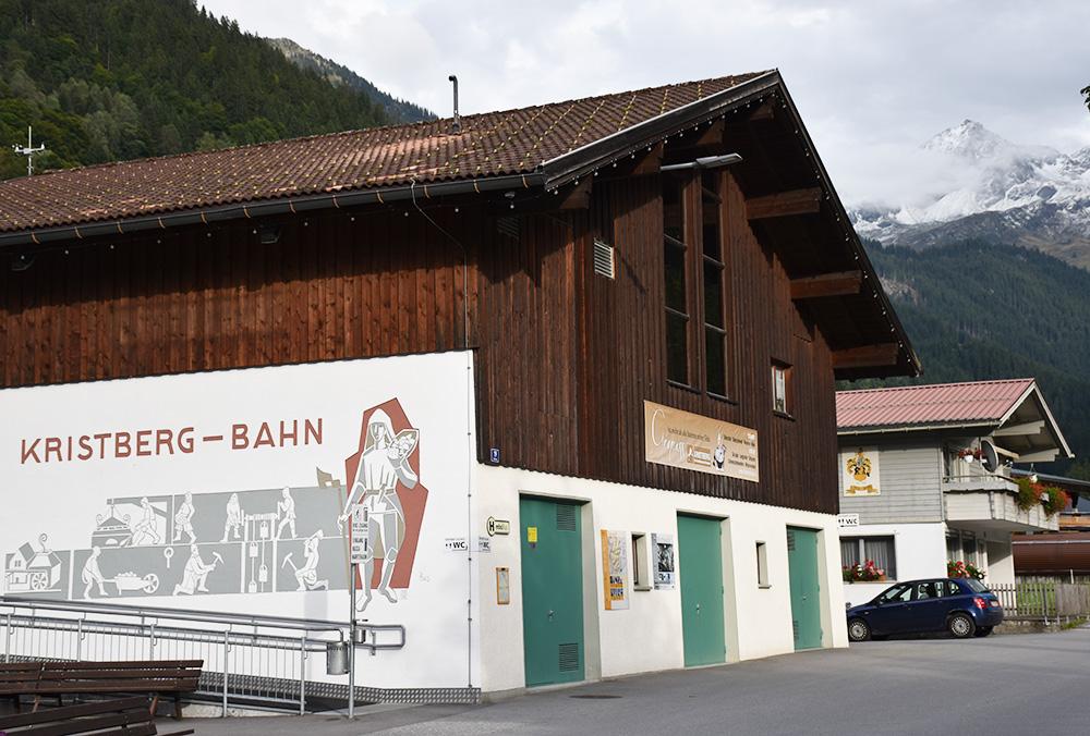 Panoramagasthof Kristberg Kristberg-Bahn
