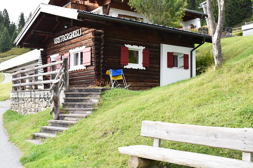 Panoramagasthof Kristberg Kristberghüsli